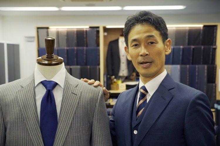 あなただけのビジネススーツで、新しい日常へ出かけよう。