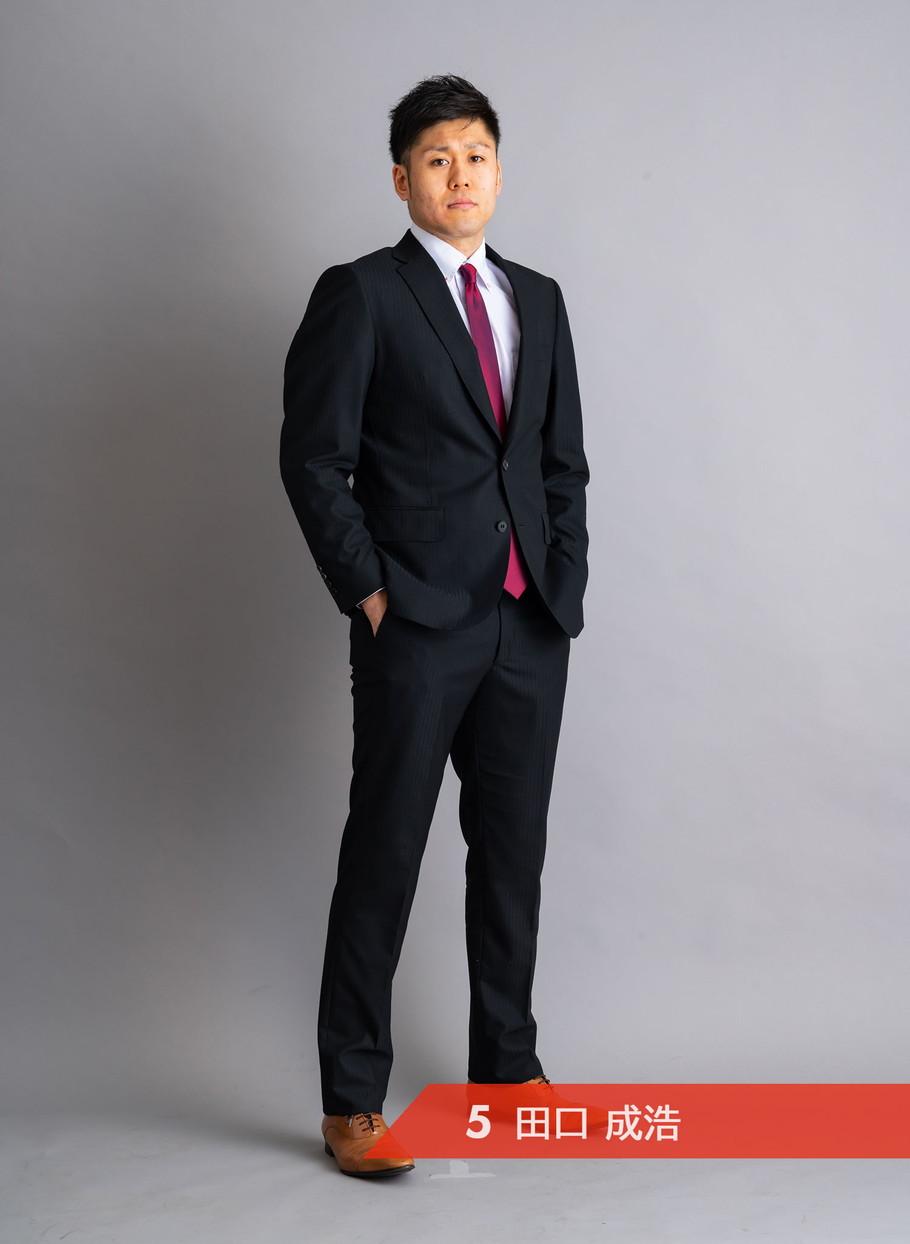 田口 成浩 Shigehiro Taguchi