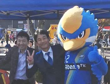 【11/10(日)】FC町田ゼルビア オーダースーツSADA スタジアム販売会を開催致しました!