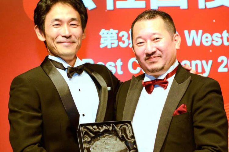 所属するEO Tokyo Westの今期初例会で、この1年間の自社成長をプレゼンさせて頂き、「会社自慢大賞」を頂きました!