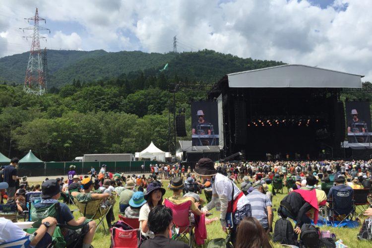 フジロック2021 出演者第1弾発表!