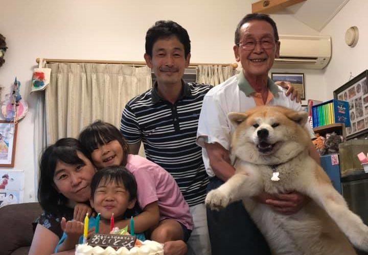 下の海斗の4歳の誕生日会をやりました!