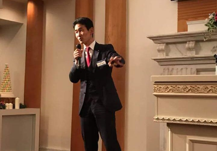 埼玉県倫理法人会の青年委員会にて講話をさせて頂きました!