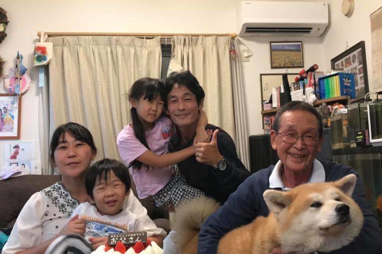 家族が、私の誕生日会をやってくれました!
