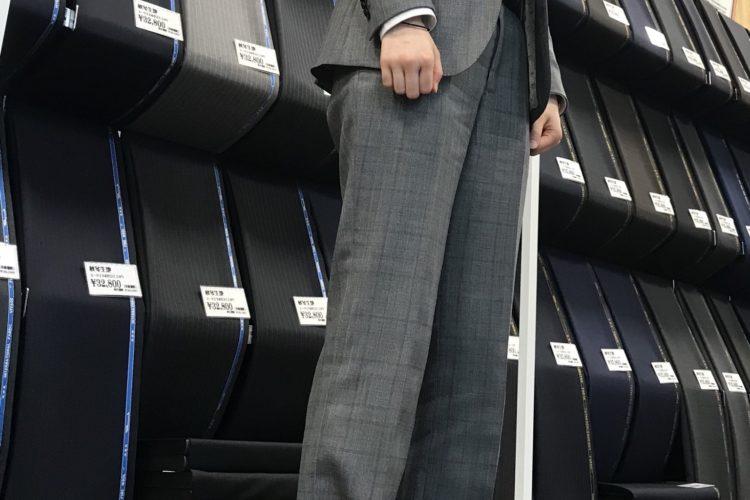 レデイーススーツ
