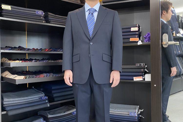お客様スーツコレクション No.001