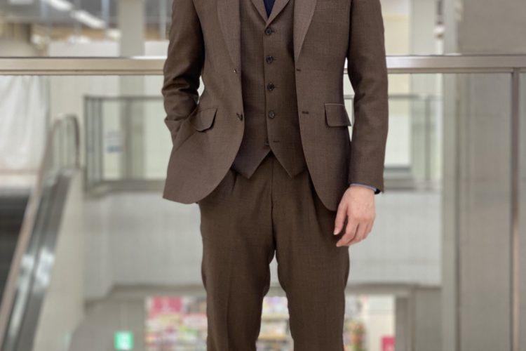 成人式用スーツまだ間に合います!