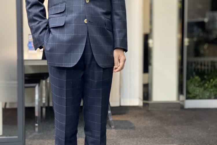2020AW新柄スーツ紹介