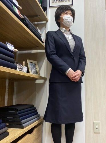 お客様スーツコレクション№63