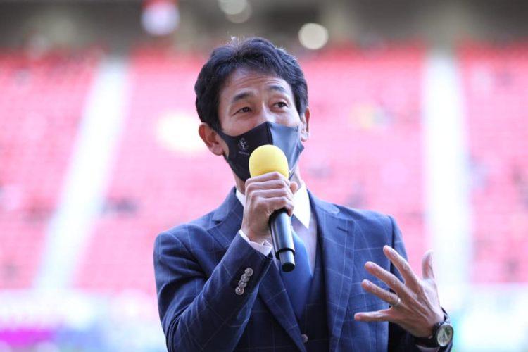 SADAが公式オーダースーツをご提供する名古屋グランパスさんのホームゲームを、「オーダースーツSADAマッチ」として開催させて頂きました!