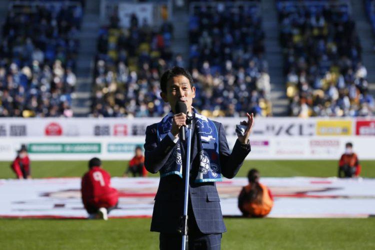 SADAが公式オーダースーツをご提供する、アビスパ福岡さんのホームゲームを、「オーダースーツSADAマッチ」として開催させて頂きました!