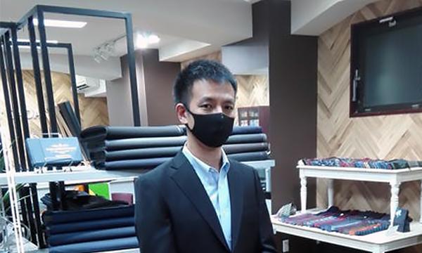 著名人お仕立実績集:テレビ局プロデューサー 冨澤 有人 様