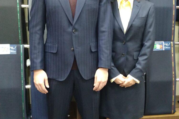 お客様スーツコレクション15・16