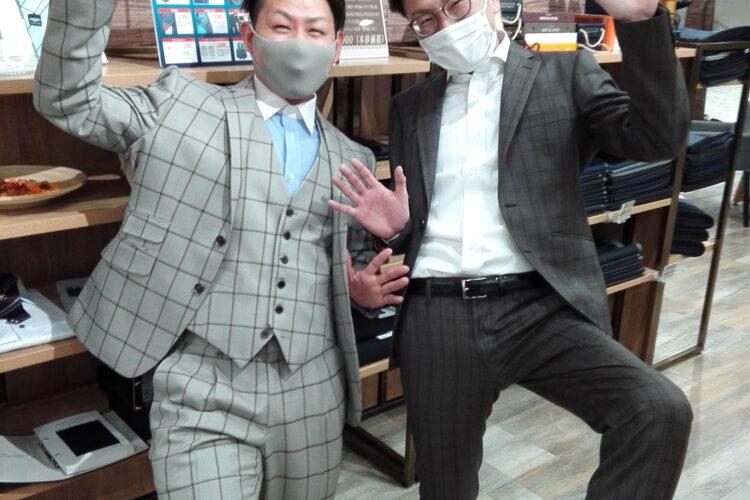 ☆お客様スーツコレクション☆Part-2