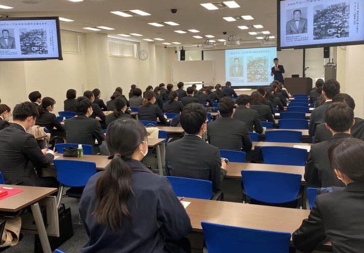 今週は東京、大阪、名古屋にて、2022年卒の学生さん向け会社説明会を開催して参りました!