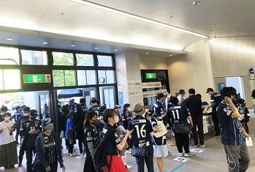 【5/22(土)】アビスパ福岡 オーダースーツSADAスタジアム予約販売会を開催致しました!