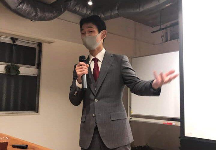 若手経営者の集まりで、講演させて頂きました!