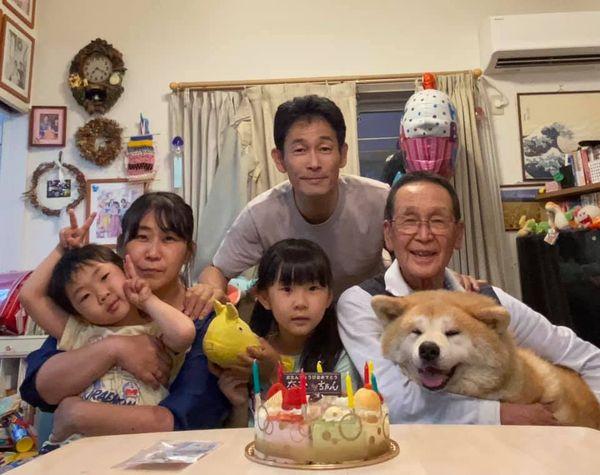 娘・菜波の8歳の誕生日会をやりました!