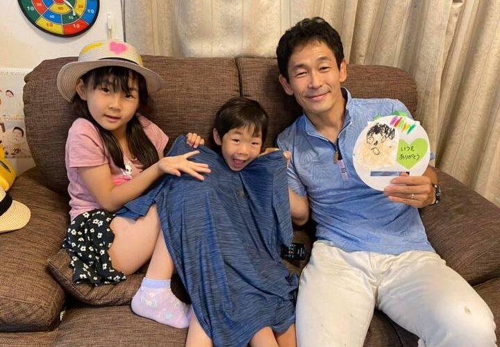 先週末、父の日のプレゼントを、子供達から貰いました!