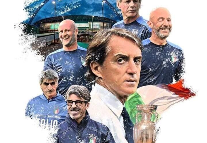 イタリア ヨーロッパチャンピオン!