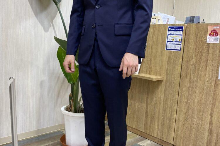 お客様スーツコレクション No.107