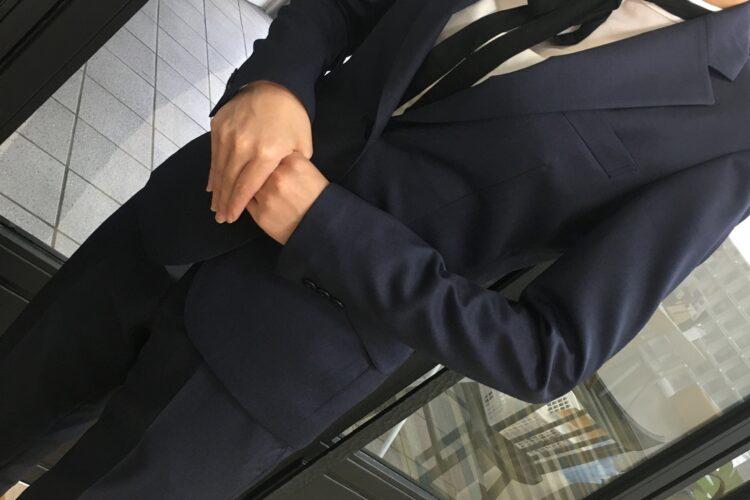 お客様スーツコレクション レディース編