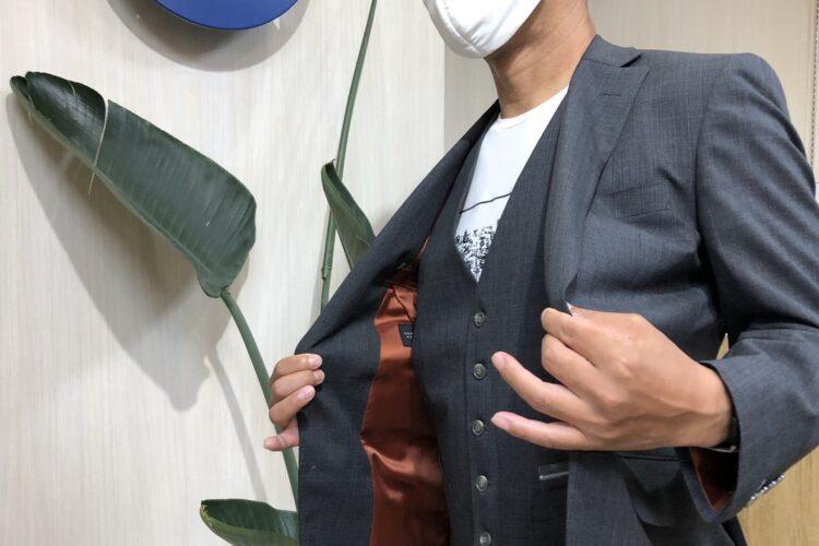お客様スーツコレクション No.102