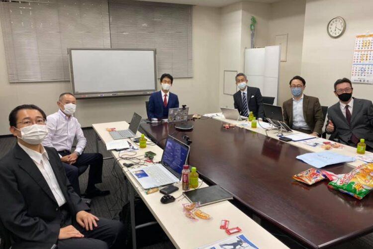 昨日は大阪起業家同友会の日中経済交流研究会にて、Web講演をさせて頂きました。