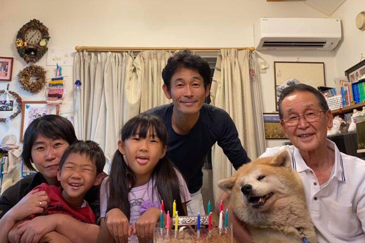 家族が私の誕生日会を開いてくれました!