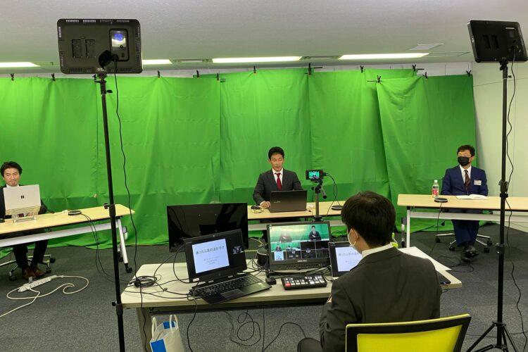 昨夜は「神楽坂倶楽部」にてWeb講演をさせて頂きました!