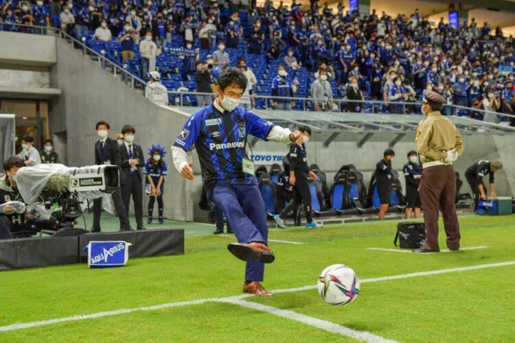 SADAが今期より公式オーダースーツをご提供するガンバ大阪さんのホームゲームを「オーダースーツSADAマッチ」として開催させて頂きました!