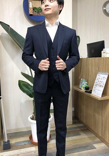 お客様スーツコレクション №120